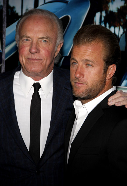 James Caan and Scott