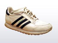 Height of Adidas Oregon