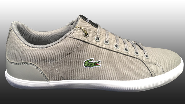 How much height do Lacoste Lerond trainers add
