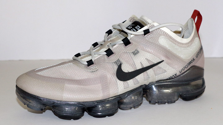 How much height do Nike Air Vapormax give