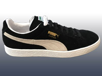 Height of Puma Suede
