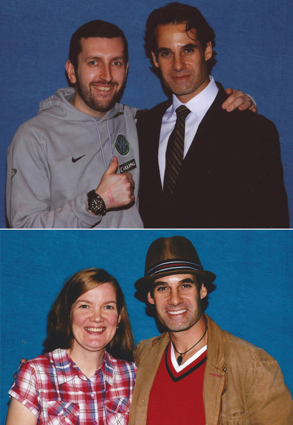 How tall is Adrian Pasdar