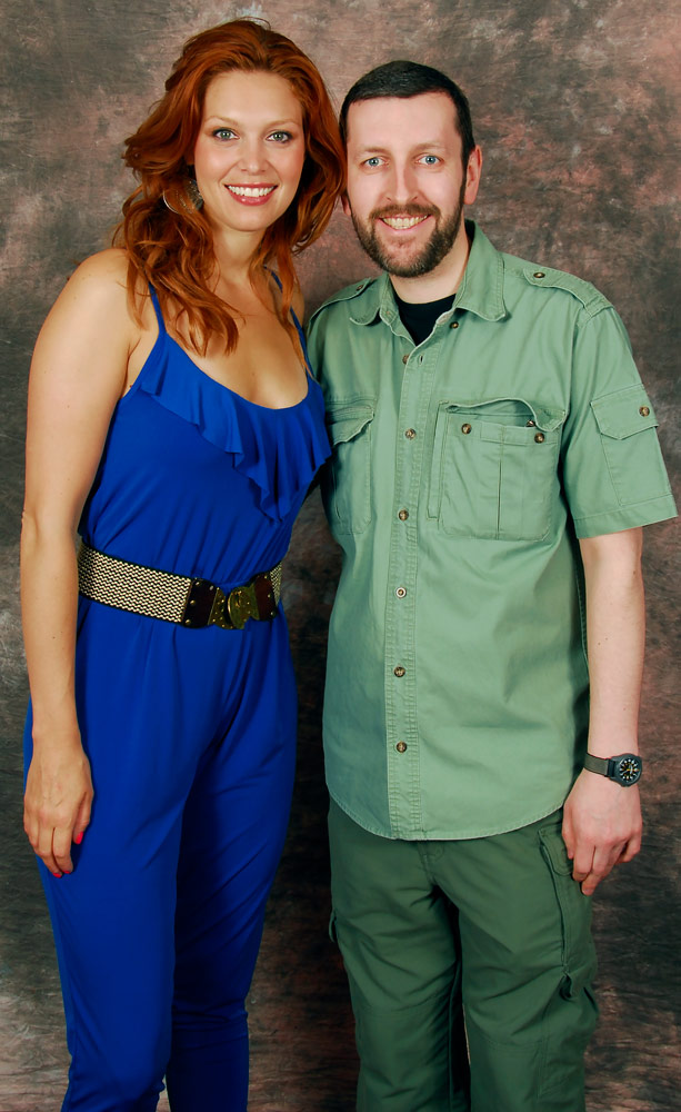 How tall is Alaina Huffman