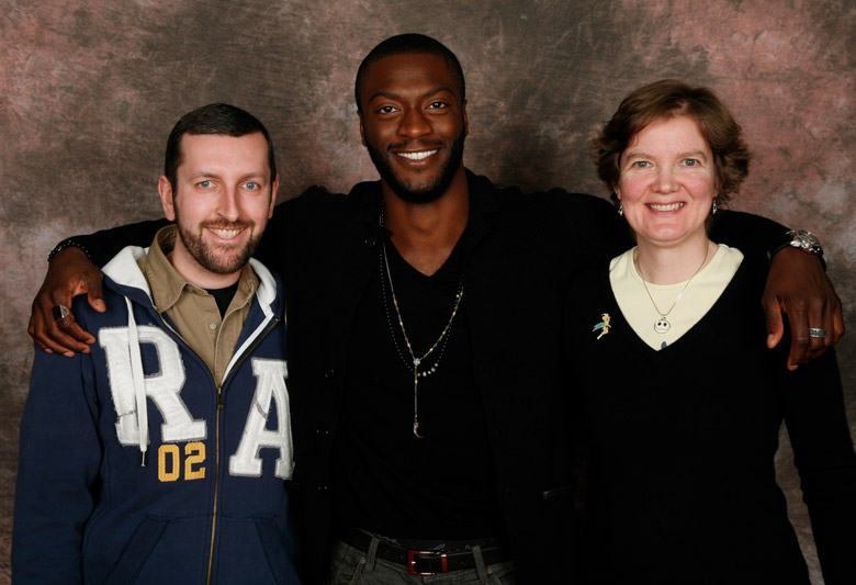 How tall is Aldis Hodge