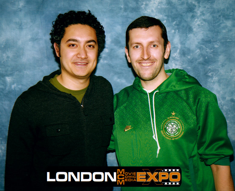 How tall is Alessandro Juliani