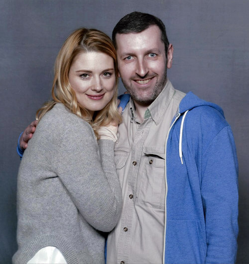 How tall is Alexandra Breckenridge