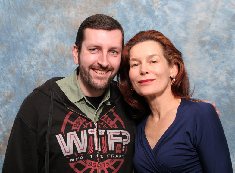 How tall is Alice Krige