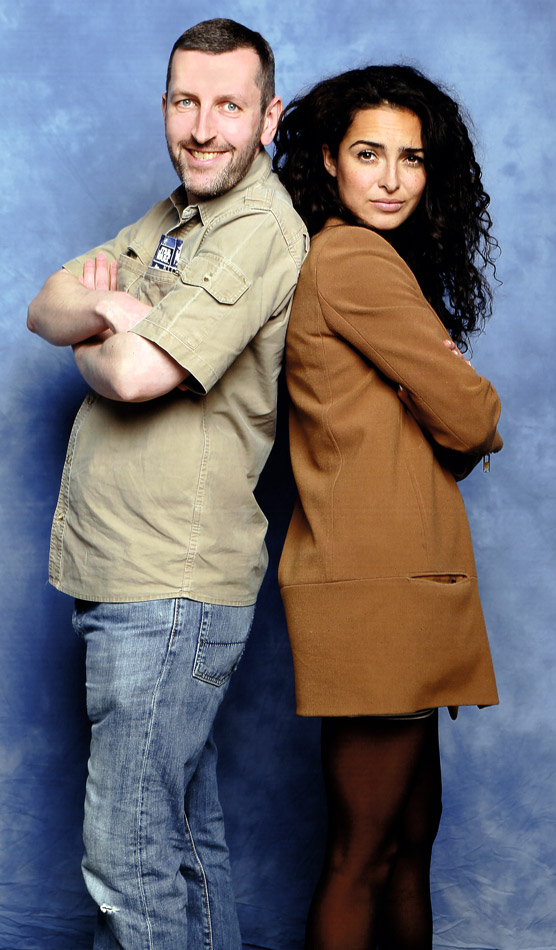 How tall is Anna Shaffer