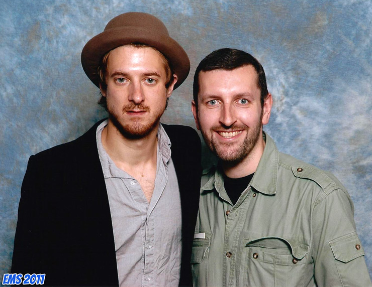 How tall is Arthur Darvill
