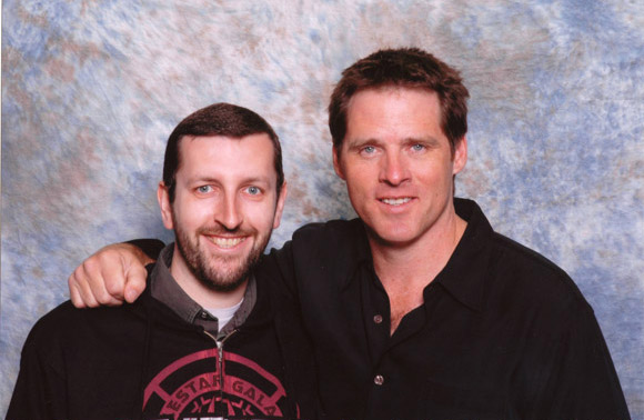 How tall is Ben Browder