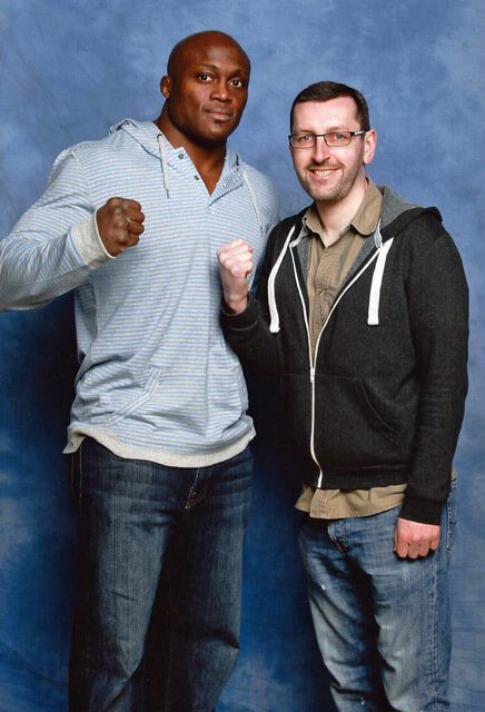 How tall is Bobby Lashley