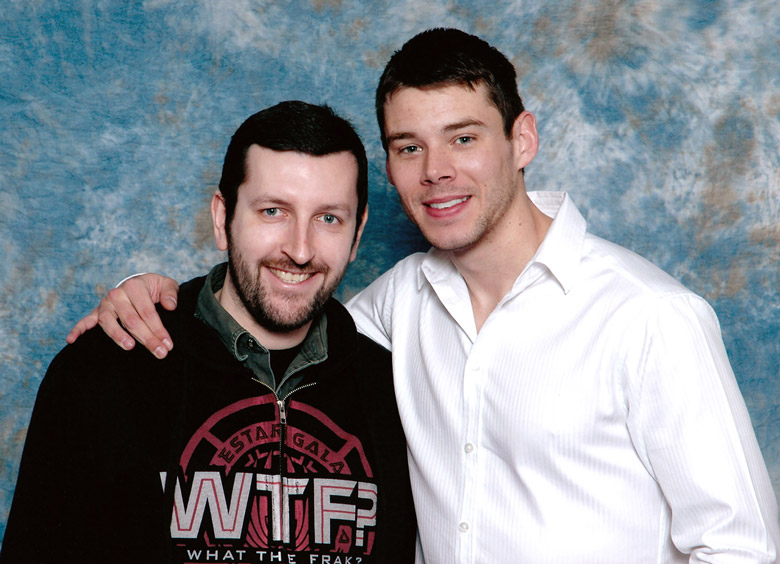 How tall is Brian J Smith