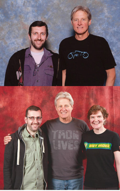 How tall is Bruce Boxleitner