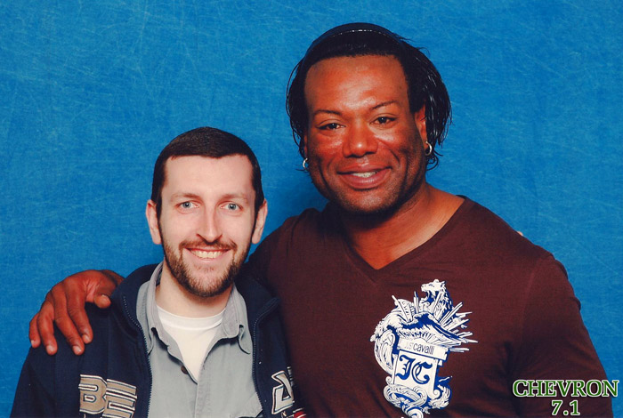 How tall is Christopher Judge
