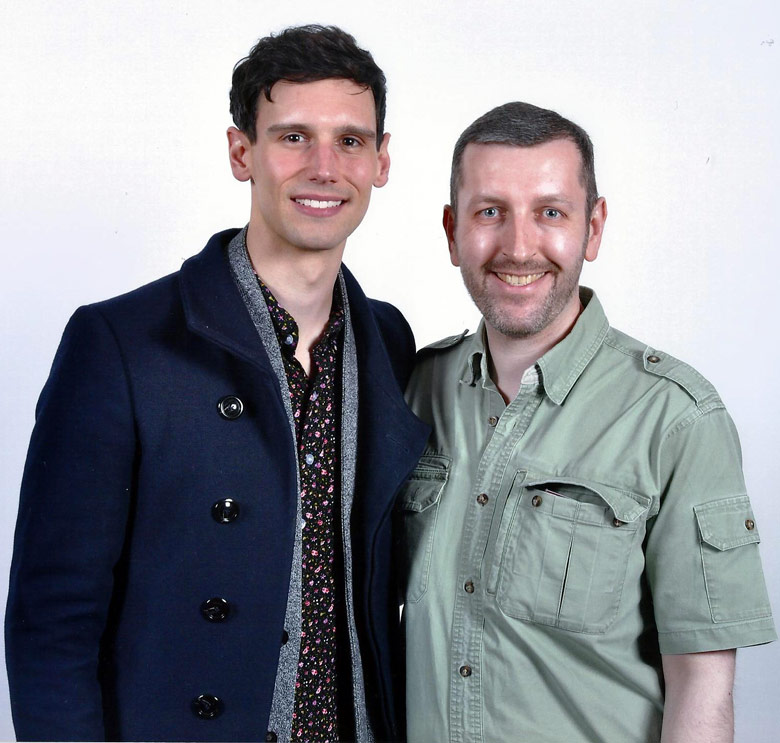 How tall is Cory Michael Smith