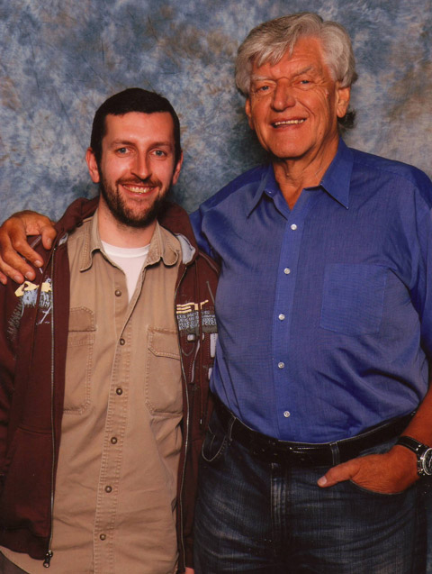 How tall is Dave Prowse