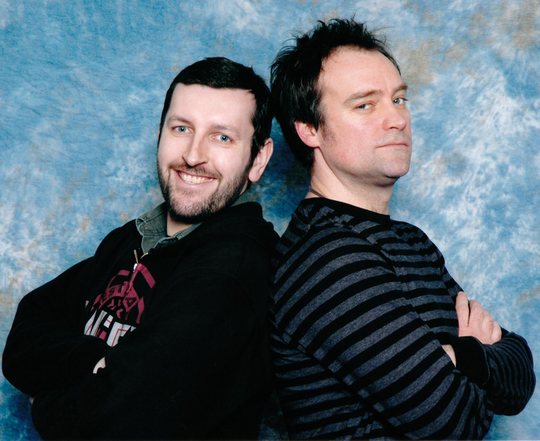 How tall is David Hewlett