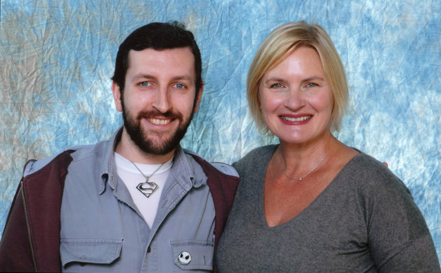 Denise Crosby is tall