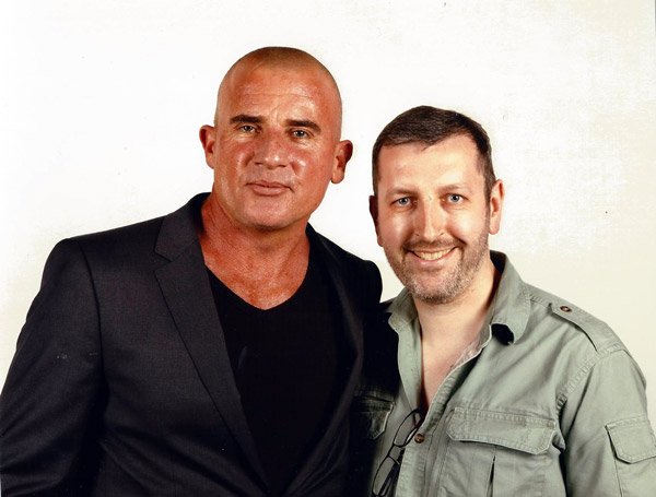 Dominic purcell height how tall how tall is dominic purcell altavistaventures Choice Image