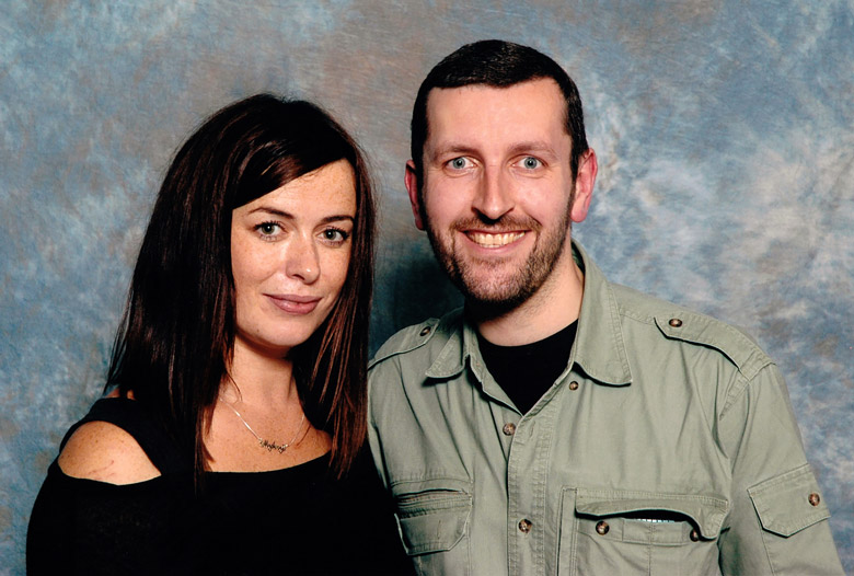 How tall is Eve Myles
