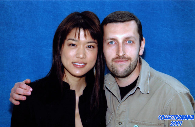 How tall is Grace Park