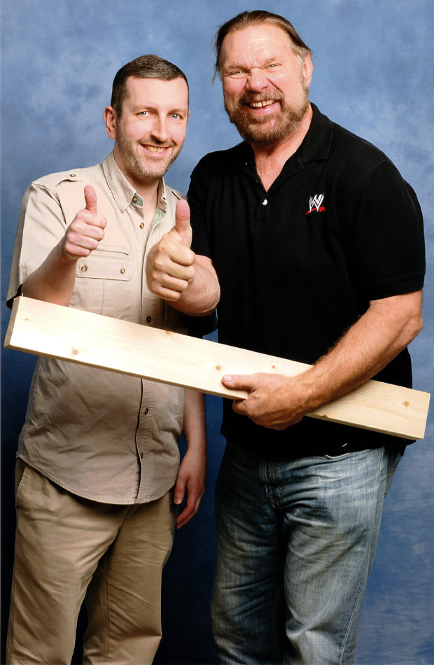 How tall is Hacksaw Jim Duggan