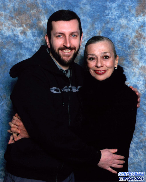 How tall was Jacqueline Pearce