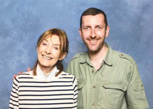 Jean Marsh is 5ft 6