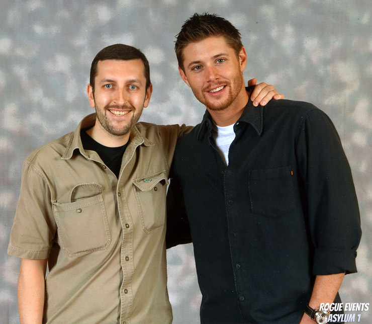 How tall is jensen Ackles