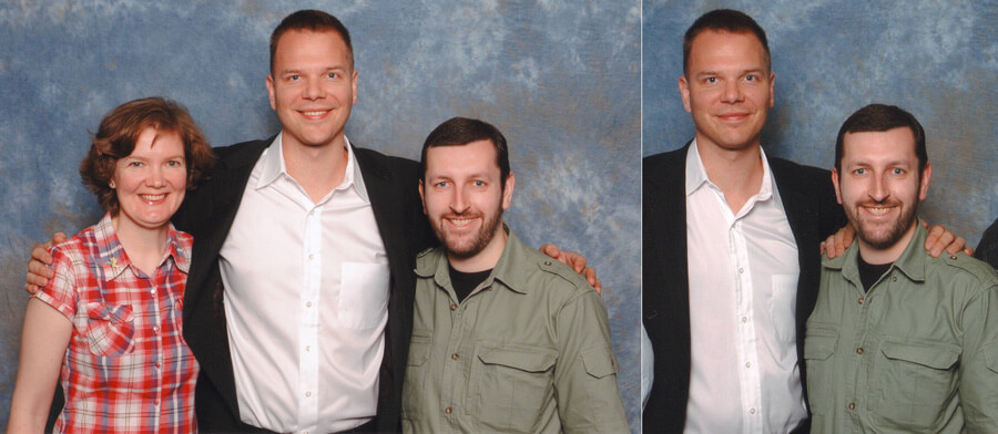 How tall is Jim Parrack