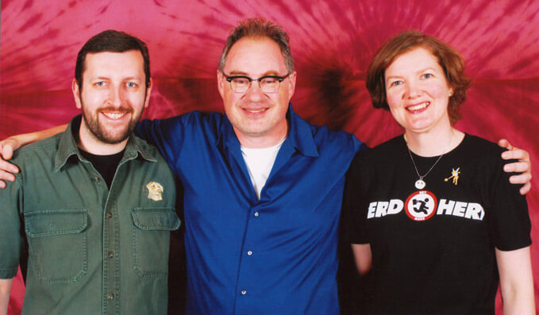 John Billingsley at Starfury Convention