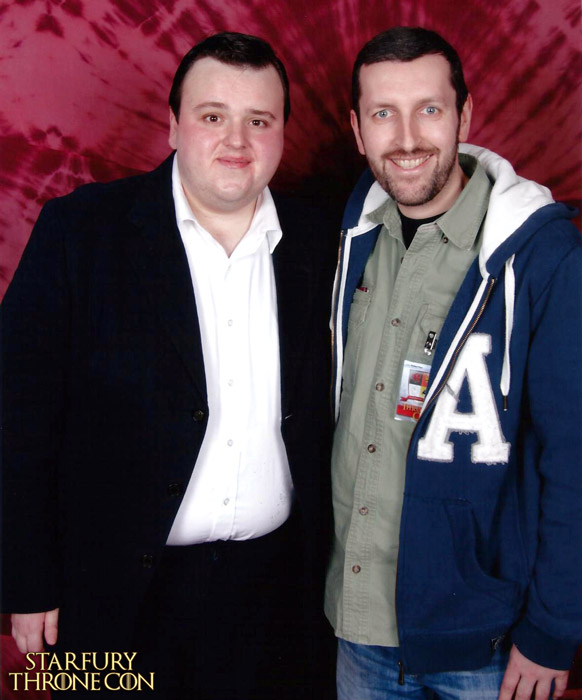How tall is John Bradley