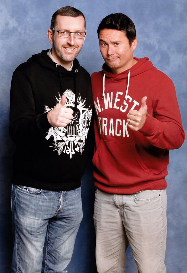 How tall is Johnny Yong Bosch