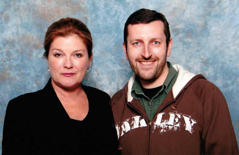 How tall is Kate Mulgrew