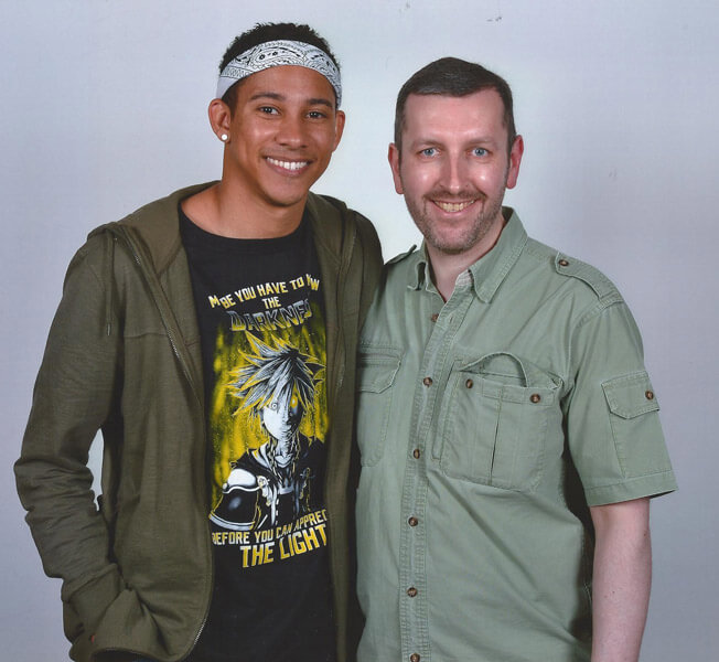 How tall is Keiynan Lonsdale
