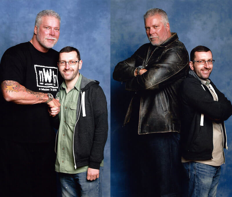 How tall is Kevin Nash