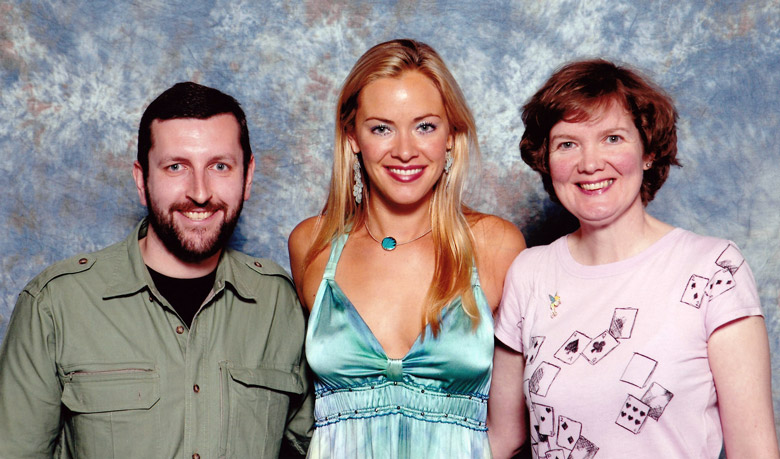 How tall is Kristanna Loken