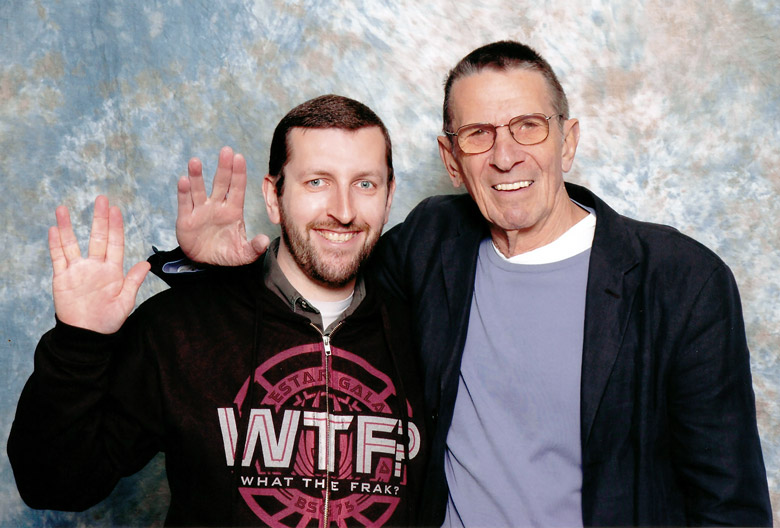 How tall was Leonard Nimoy