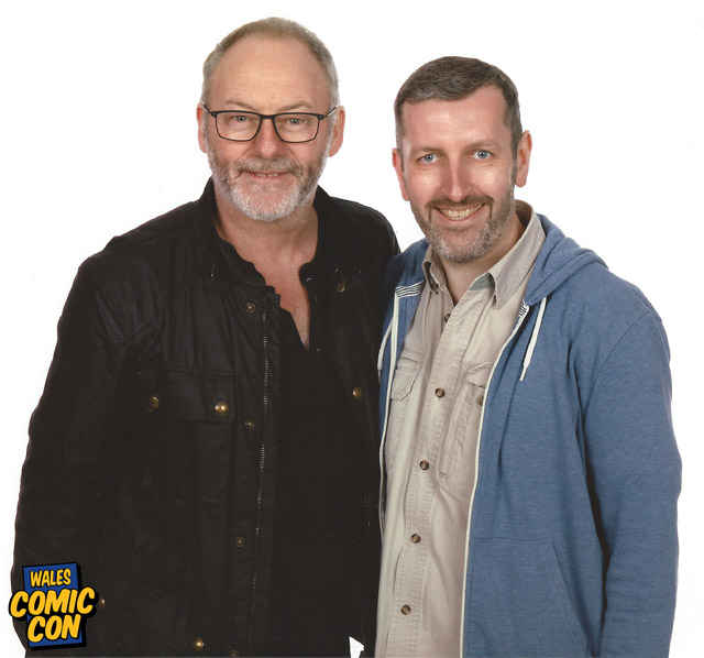 How tall is Liam Cunningham