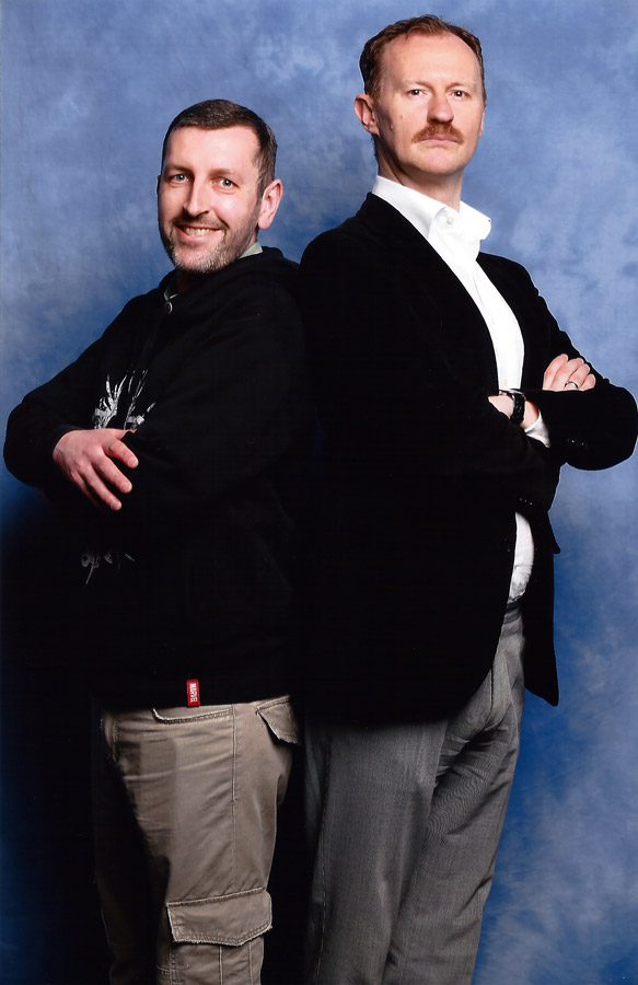 How tall is Mark Gatiss