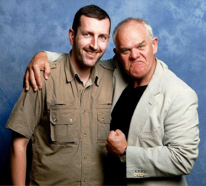 How tall is Mark Hadlow