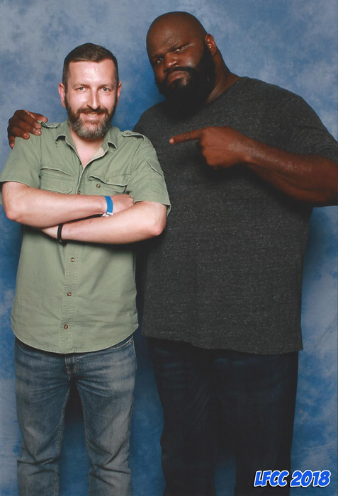 How tall is Mark Henry
