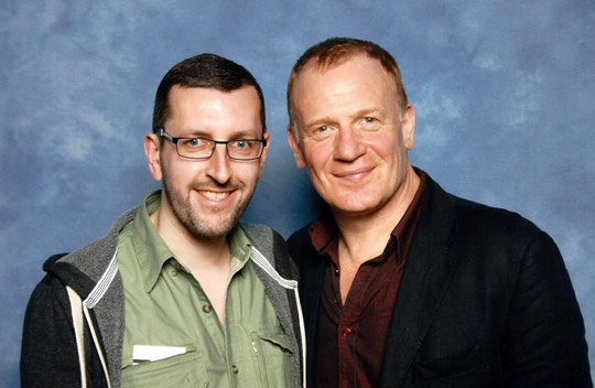 Mark Lewis Jones from Game of Thrones