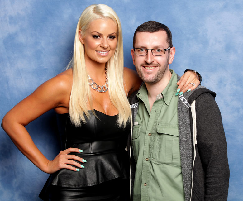 Maryse Ouellet's Real Height