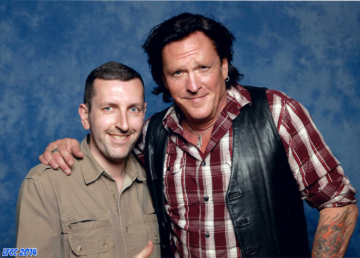 How tall is Michael Madsen