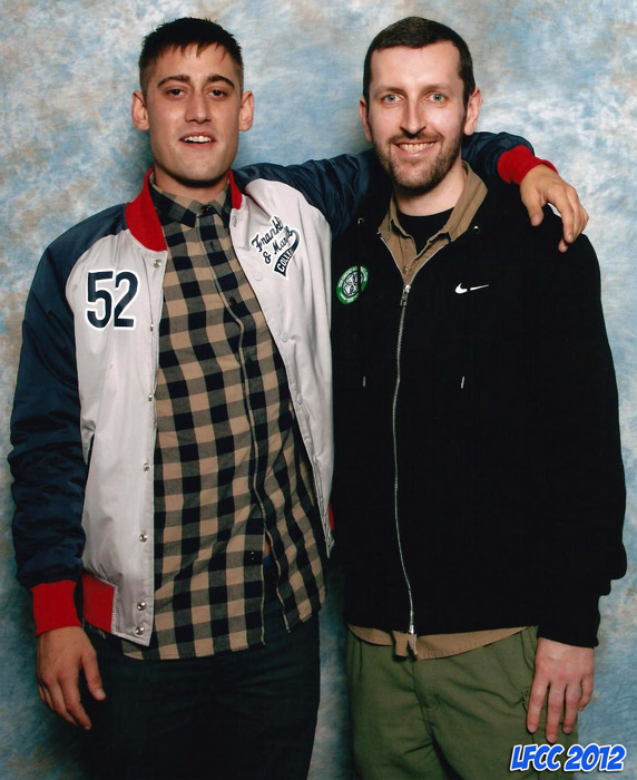 How tall is Michael Socha