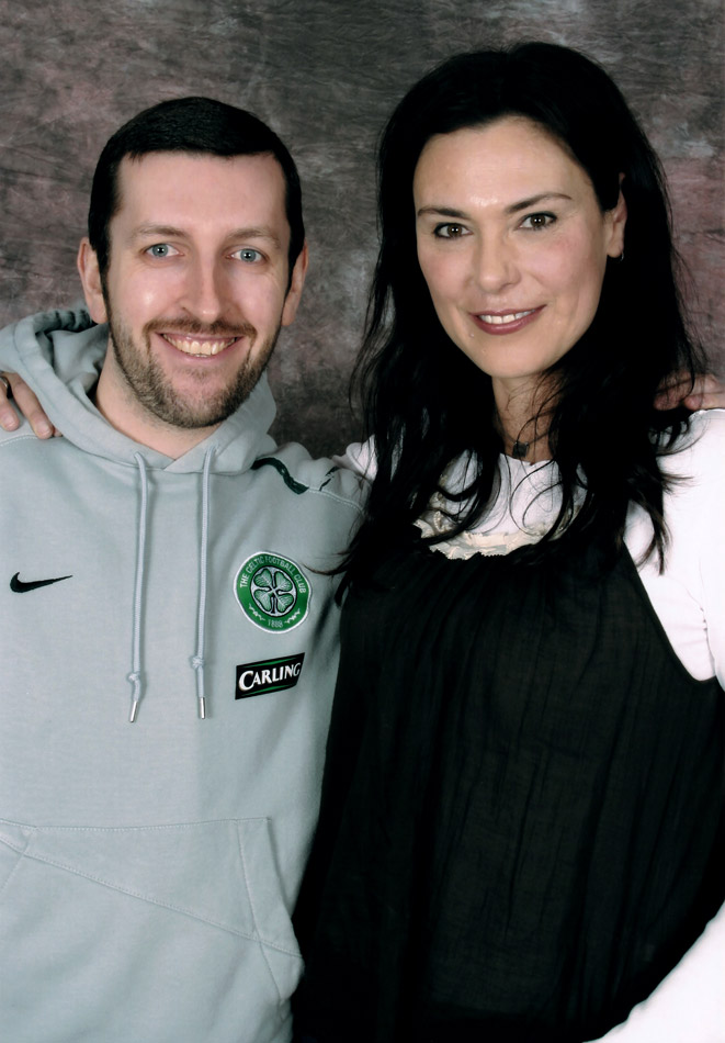 How tall is Michelle Forbes