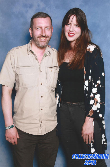 How tall is Michelle Ryan