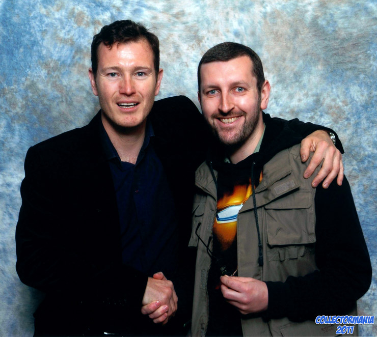 How tall is Nick Moran