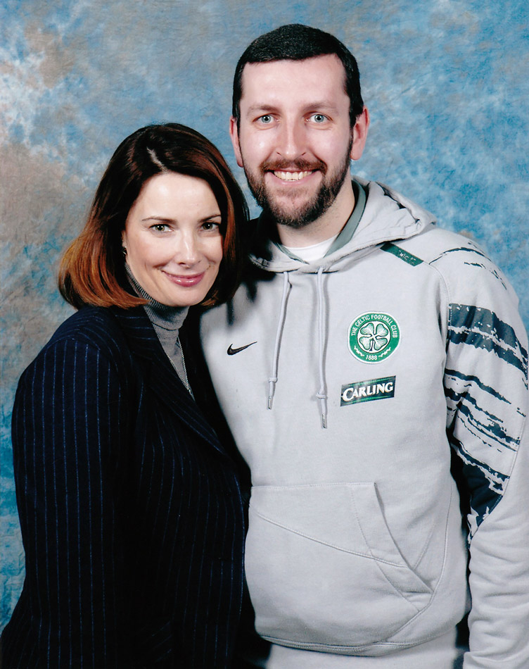Nicola Bryant at Collectormania Midlands in Coventry